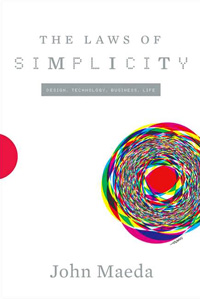 The Laws of Simplicity - image taken from Carter Library