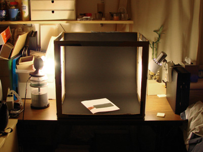 My DIY Light Tent