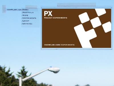 Screen shot of Transparency Layout Mockup