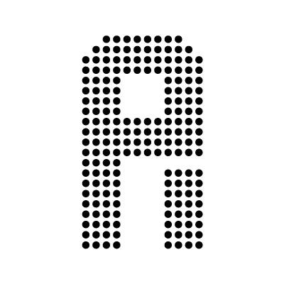 Portal A Logo Basic Concept