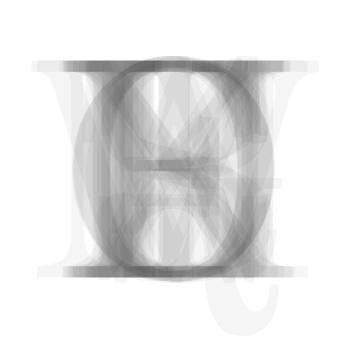 Letterform Overlap - 4%